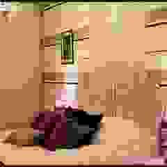 Diseño y Equipamiento TORRE ESMERALDA - Punta del Este Dormitorios eclécticos de Diseñadora Lucia Casanova Ecléctico