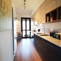 SLP arch Modern kitchen