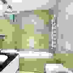 Trabajos Baños de estilo moderno de ANDIAMO (INVERSORA L&R) Moderno
