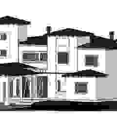 por Estudio 'Antonio Corteggiano y Asoc. Arquitectura'