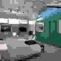 Dormitorio Cuartos de estilo moderno de Matealbino arquitectura Moderno