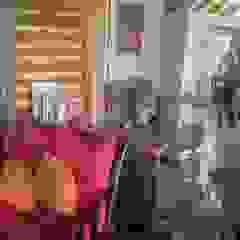 HECHO EN LA MONTAÑA Salones rurales de sm arquitectura Rural