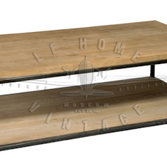 industrial  by LeHome Interiors, Industrial Wood Wood effect