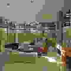 Ruang Keluarga Minimalis Oleh Echauri Morales Arquitectos Minimalis