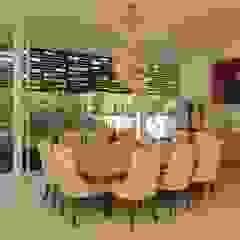 Ruang Makan Minimalis Oleh Echauri Morales Arquitectos Minimalis
