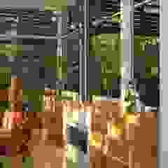 Ruang Keluarga Minimalis Oleh Echauri Morales Arquitectos Minimalis Kayu Wood effect