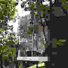 Rumah Minimalis Oleh Echauri Morales Arquitectos Minimalis Keramik