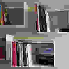 Elena Valenti Studio Design Living roomShelves