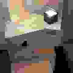 Elena Valenti Studio Design Office spaces & stores Iron/Steel White