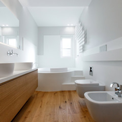 Modern bathroom by ARCHILAB architettura e design Modern