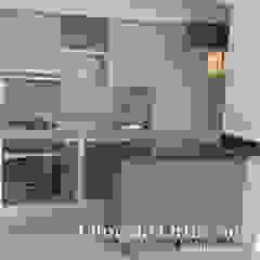 Cocinas Integrales Olmedo Ortiz Sierra Modern houses Engineered Wood Multicolored