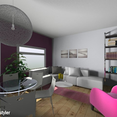Consulta de Arquitectura $200.- SMarq Comedores de estilo moderno