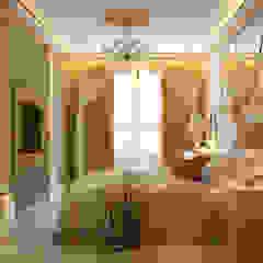Студия интерьерного дизайна happy.design Kamar Tidur Klasik