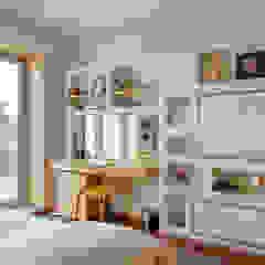 Casa em Leça da Palmeira Quartos ecléticos por SHI Studio, Sheila Moura Azevedo Interior Design Eclético