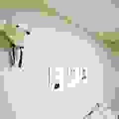 광교 서재형거실 홈스타일링(Kwanggyo APT) 모던스타일 침실 by homelatte 모던