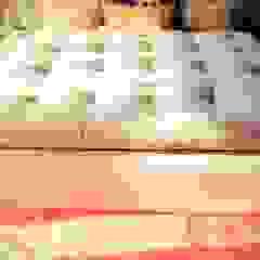 Taburete capitonado Estilo en muebles HogarArtículos del hogar