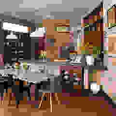 Casa Chontay Comedores de estilo moderno de Marina Vella Arquitectura Moderno