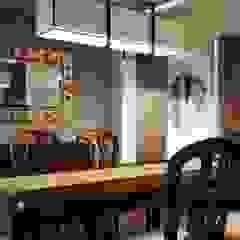 BESSIE Comedores de estilo asiático de Kuro Design Studio Asiático