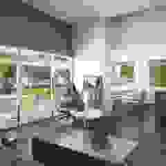 Lts Punta Caracol - A.flo Arquitectos Livings de estilo moderno de A.flo Arquitectos Moderno Concreto