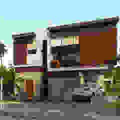 Lts Punta Caracol - A.flo Arquitectos Casas estilo moderno: ideas, arquitectura e imágenes de A.flo Arquitectos Moderno Concreto