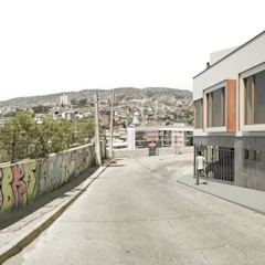 Modern Houses by Materia prima arquitectos Modern