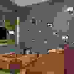 Refugio para la Pareja dentro de una Casa Yates y jets modernos: Ideas, imágenes y decoración de Xime Russo Interiores Moderno