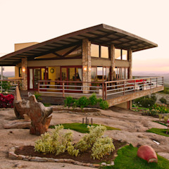 Casa da Serra Casas campestres por Duo Arquitetura Campestre