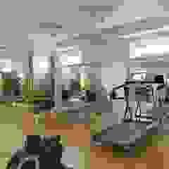 Classic style gym by Студия Павла Полынова Classic