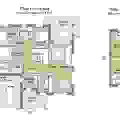 Scandinavian style houses by Vesco Construction Scandinavian