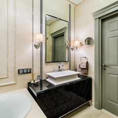 Salle de bain originale par Tony House Interior Design & Decoration Éclectique