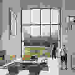 Modern Living Room by Ctrl+ Modern