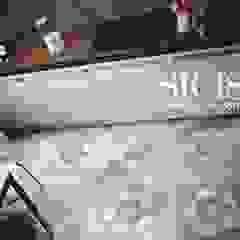 Sicis Mediterrane muren & vloeren van Spadon Agenturen Mediterraan Glas