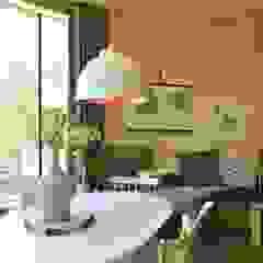 Logiesaccommodaties op camping Geversduin Scandinavische hotels van Atelier09 Scandinavisch