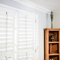 Colonial style windows & doors by Whitewood Shutters Colonial