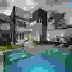 by FILIPPIS/DIP - DISEÑO Y CONSTRUCCION Modern کنکریٹ