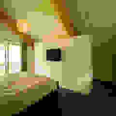 Woning te Nijverdal Rustieke slaapkamers van Hoogsteder Architecten Rustiek & Brocante Hout Hout