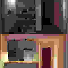 Comedores de estilo minimalista de DIM Arquitectura Minimalista Madera Acabado en madera