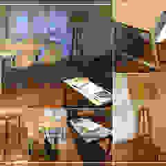 de DIM Arquitectura Minimalista Madera Acabado en madera