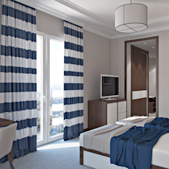 студия визуализации и дизайна интерьера '3dm2' Hotels