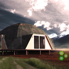 Modern Houses by smart domos Modern