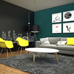 Kuro Design Studio Living room