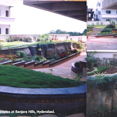 various Residential Tropical style garden by iammies Landscapes Tropical