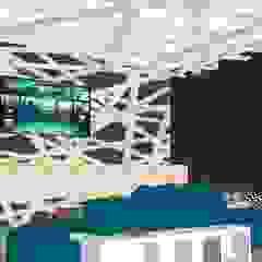 Villa Unifamiliare 300mq Sala multimediale in stile classico di T_C_Interior_Design___ Classico