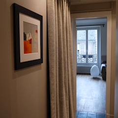 Agence Laurent Cayron Koridor & Tangga Modern