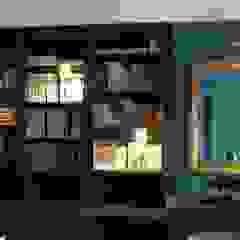 Agence Laurent Cayron Ruang Studi/Kantor Klasik