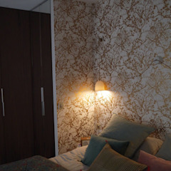 Agence Laurent Cayron Kamar Tidur Modern
