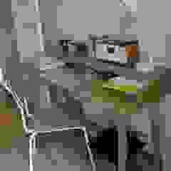 Agence Laurent Cayron Ruang Studi/Kantor Modern