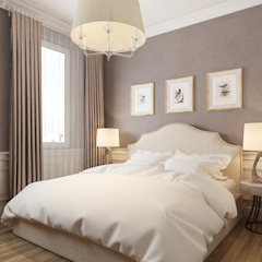 Dormitorios de estilo clásico de Alexander Krivov Clásico