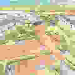Projectos de Arquitectura Paisagista Locais de eventos rústicos por ECOSSISTEMAS; Áreas Verdes e Sistemas de Rega. Rústico