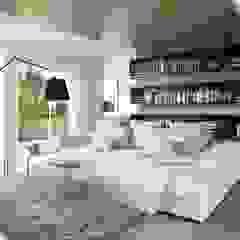 Ruang Media Minimalis Oleh GSI Interior Design & Manufacture Minimalis